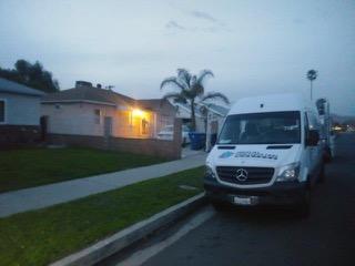 Emergency Water Damage North Hollywood, California