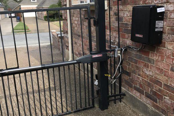 Electric Gate Operator Installation in Dallas, TX