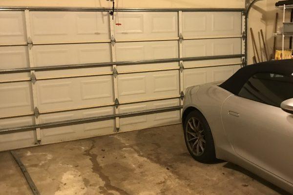Off Track Garage Door Repair in Plano, Texas