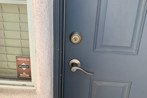 Lock Replacement in Henderson