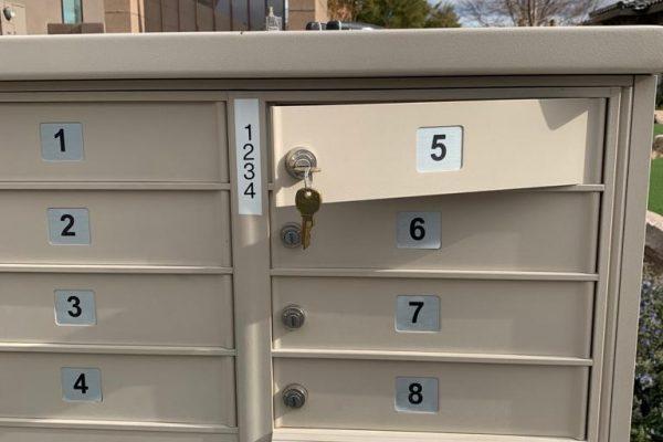 Mailbox Replacement in North Las Vegas