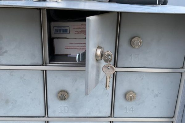 Residential Mailbox Lock Replacement in Summerlin Area