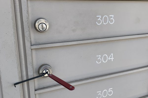 Mailbox Replacement in Henderson, Nevada