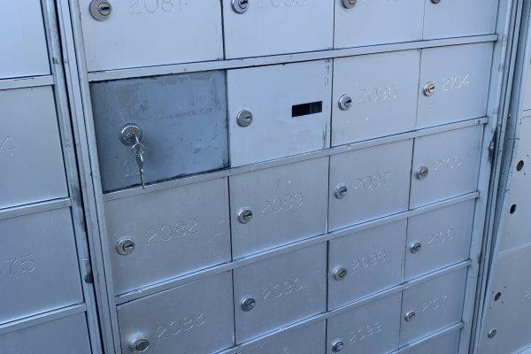 Commercial Mailbox Locks Replacement Las Vegas, NV