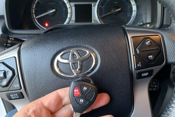 Toyota 4 Runner Remote Key Replacement Henderson, NV