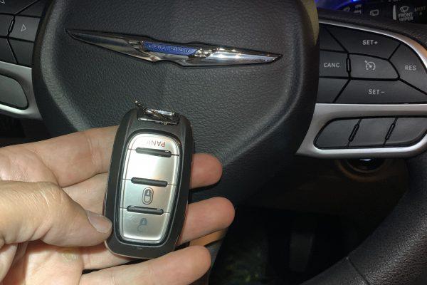 Chrysler Pacifica Smart Key Programming Las Vegas