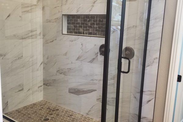 Shower Remodel Lewisville, Texas