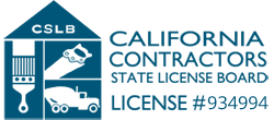 California Contractors State License