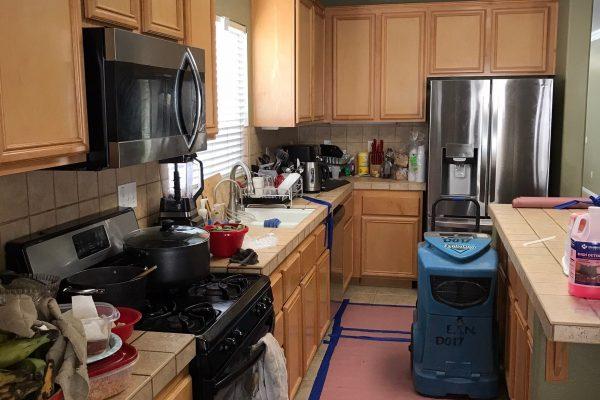 Kitchen Sink Overflow in Murrieta, CA