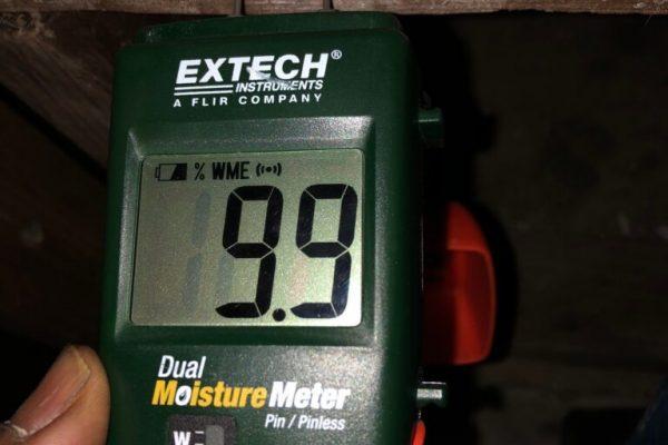 Mold Thorough Inspection in Vista, CA