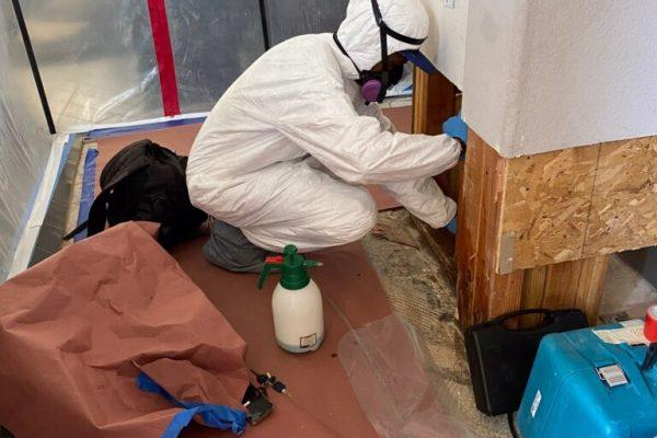 Floor Water Damage Repair in Chula Vista, CA
