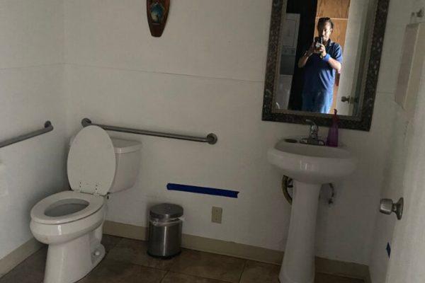 Commercial Bathroom Mold Inspection in Encinitas, CA