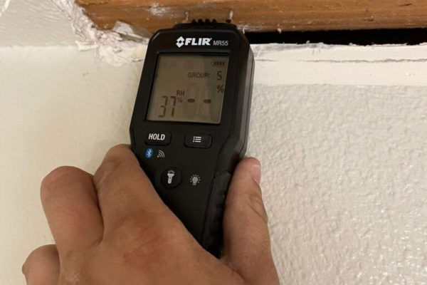 Mold Testing After Water Damage Restoration in Valley Center, CA