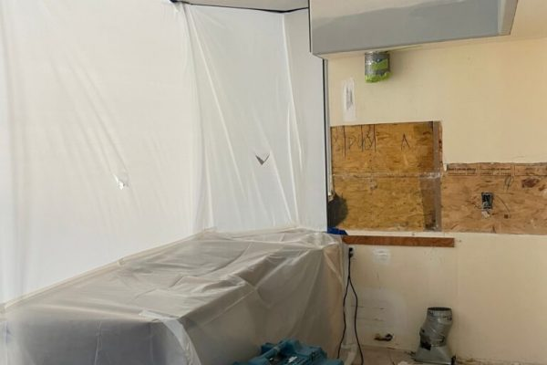 Residential Visible Mold Inspection in Encinitas, CA