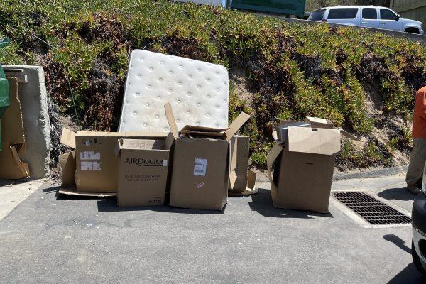 Trash, Junk Removal Del Mar, California