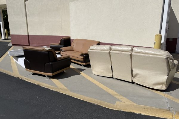 Commercial Property Trash Removal Oceanside, California