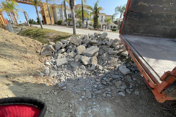 Construction Debris Removal in Temecula, CA