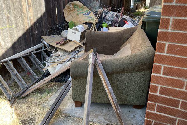 Yard Clean Up - Mission Viejo, CA