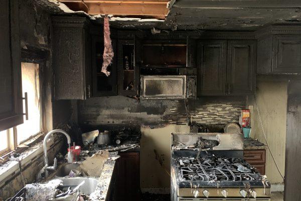 Electrical Fire Claim in Camarillo,CA